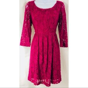 Kensie Lace Dress KS1K9072